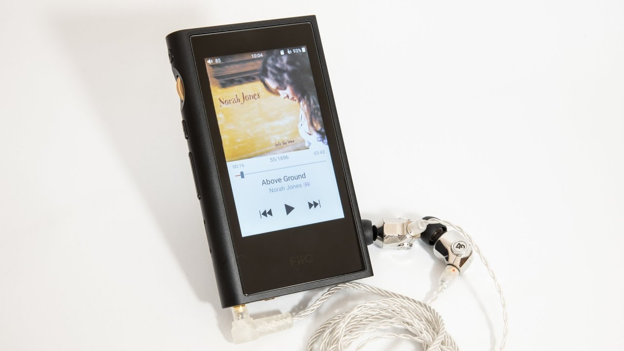 FiiO M9 DAP Review