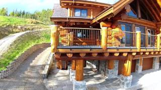 Pioneer Log Homes of BC - Full Log Home