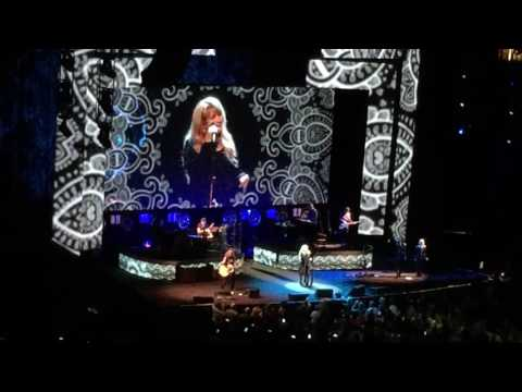 Leather and Lace- Stevie Nicks Houston 2016 24 Karat Gold Tour