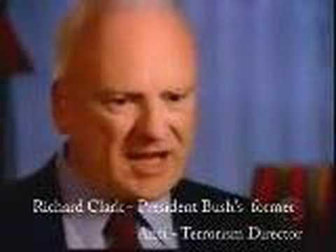 Richard Clark: Bush IGNORED terrorism!