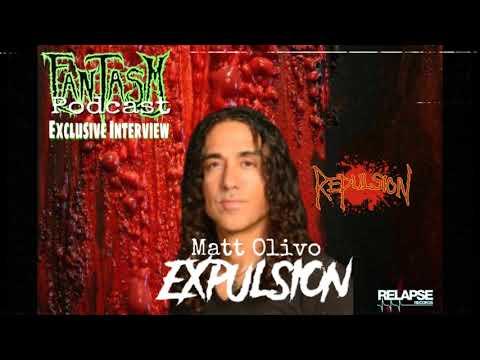 Matt Olivo of EXPULSION Interview