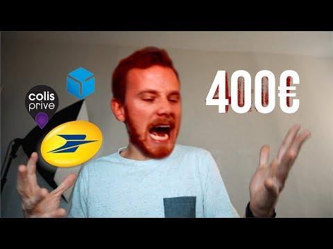 LA POSTE A VOLÉ MON COLIS À 400€ !