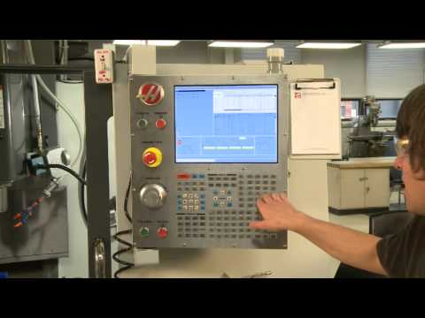 Haas TM-1p Startup Shutdown and Overview