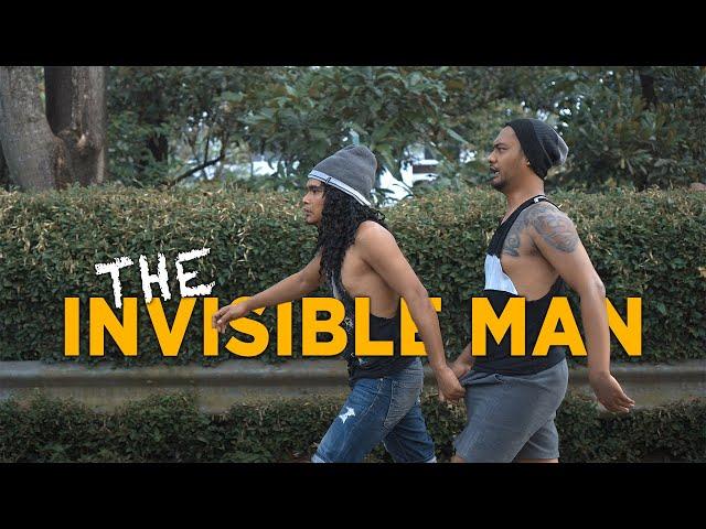 THE INVISIBLE MAN ( MAELL & DJARBI MENGHILANG)