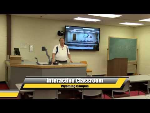 Wyoming Campus video tour