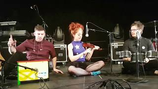 Gambar cover Lindsey Stirling great moment Denmark 2017 - brave enough tour Europe