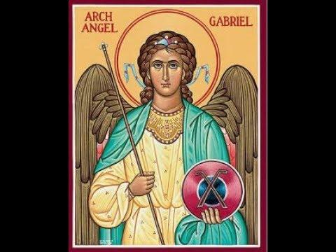 La vie de saint Gabriel archange, le messager de Dieu, par Arnaud Dumouch