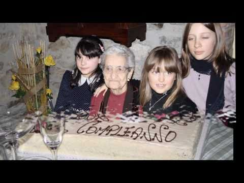 Borlasca - I 90 anni di Nonna Laura - Una vita tra l'Italia e il Peru