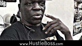 Jeff Mayweather on the Mayweather-Pacquiao posting on BoxRec.com