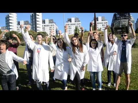 Graduación Enxeñaría Química USC 2011-2015