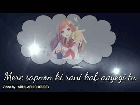 Mere Sapno Ki Rani - Aradhana - Rajesh Khanna & Sharmila Tagore - Superhit Song