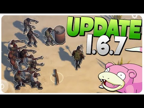 NEW UPDATE 1.6.7, Shipwreck Event Loot Is Awesome! | Last Day On Earth Survival