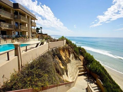 The Gorgeous And Private Del Mar Beach Club In Solana California