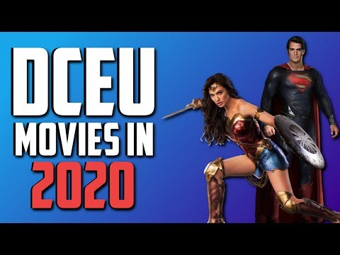 Thumbnail: Wonder Woman 2 and Man of Steel 2 Announcement at SDCC