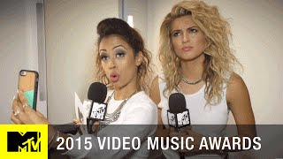 Tori Kelly Plays 'This or That' With Lizzza| MTV VMA 2015 | MTV News