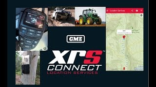 GME XRS CONNECT 330C PORTABLE CB RADIO - YES! YOU WANT ONE