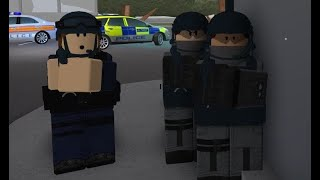 [Roblox city Of London] Counter Terrorist Specialist Firearms Officer General Patrol!