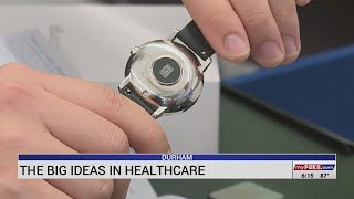 Duke researchers working on wearable tech that could help with variety of medical issues