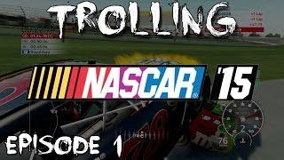Trolling NASCAR