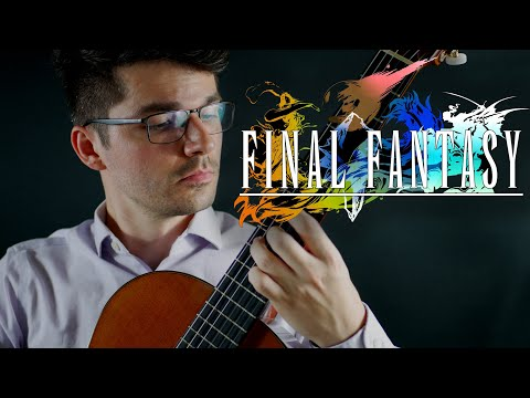 FINAL FANTASY VII REMAKE: 'Those Who Fight'   Classical Guitar   John Oeth from YouTube · Duration:  2 minutes 33 seconds