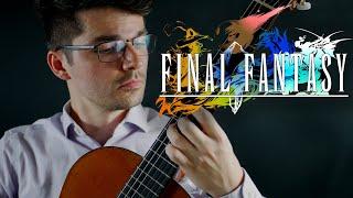 FINAL FANTASY SERIES: 'Prelude' | Classical Guitar | John Oeth