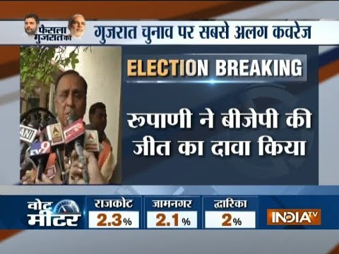 Gujarat Assembly Elections: Polling underway on 89 seats, BJP, Congress confident of win