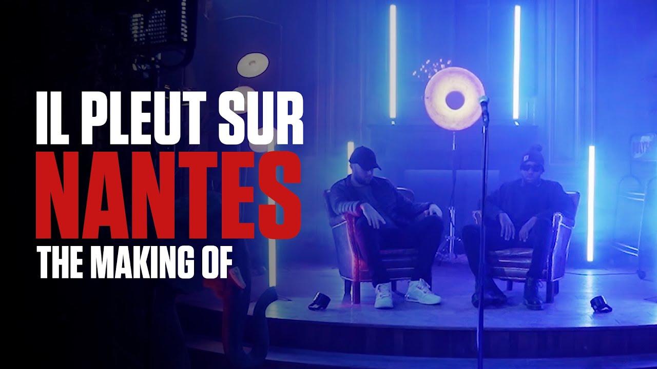 The Spectre & Blacka L'Aigle - Il Pleut sur Nantes (The making of)