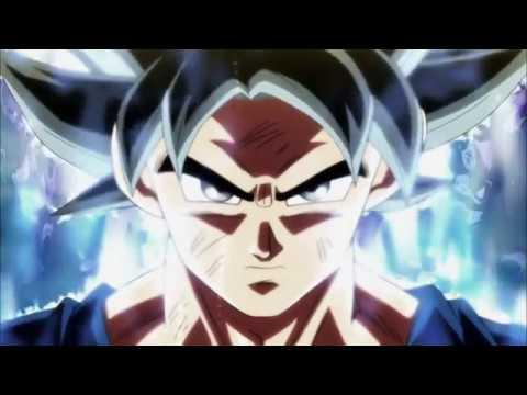 Goku turns Ultra Instinct Again (Episode 115)
