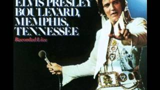 "Elvis Presley ""Love Coming Down"""