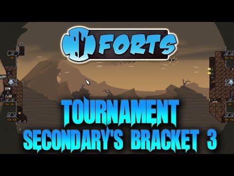 Forts Tournament Secondary's Bracket 3 - Elthari0n Vs Xorfl