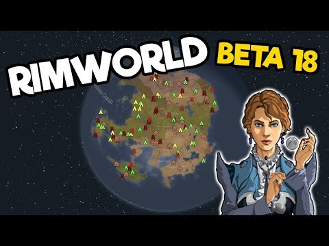 Rimworld Beta 18 The Rich Explorer - Jungle Colony Starting Out!