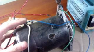Простой электропривод медогонки своими руками. блок управления  и Генератор Г-108