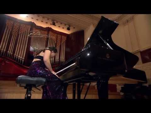 Dinara Klinton – Sonata in B flat minor Op. 35 (third stage)