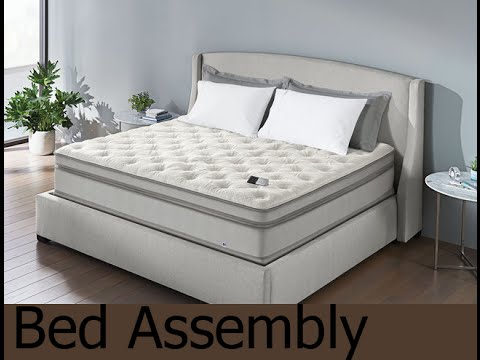 Building A Sleep Number Bed Ile Youtube