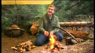 Ray Mears Bushcraft   America 2 of 6