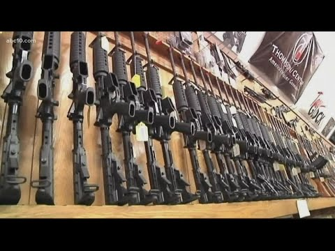 Federal judge overturns California's 32-year ban on assault weapons