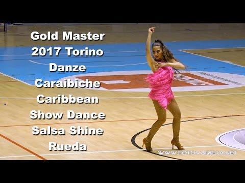 Gold Master 2017 Torino, Danze Caraibiche, Caribbean Show Dance, Salsa Shine, Rueda (20)