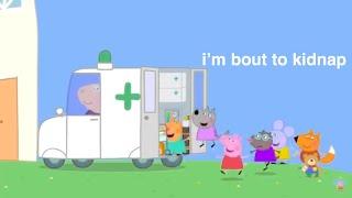 i edited peppa pig episodes for my birthday tomorrow