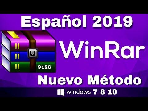 DESCARGA EN ESPAÑOL WINRAR/2019/GRATIS/FULL