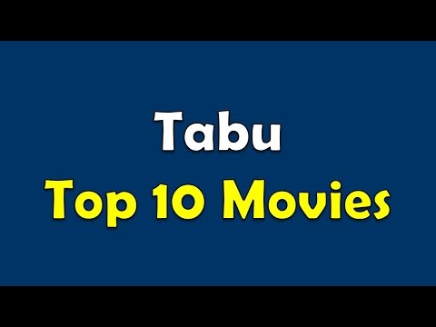 Tabu Top 10 Movies