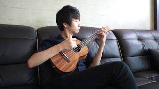 (Bruno Mars) The Lazy Song - Sungha Jung (Ukulele)