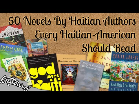 50 Haitian Novels Every American Should Read