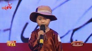 """Cậu bé 4 tuổi hát """"Gặp Mẹ Trong Mơ"""" đốn tim khán giả."""