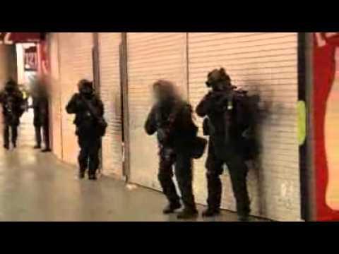Mock terror exercise tests Sydney police