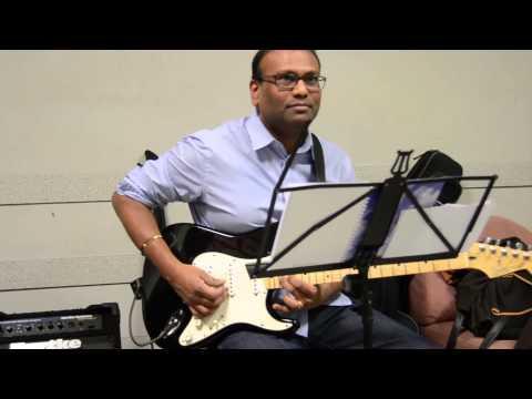 Marc Maran Geethanjali Indian Live Music