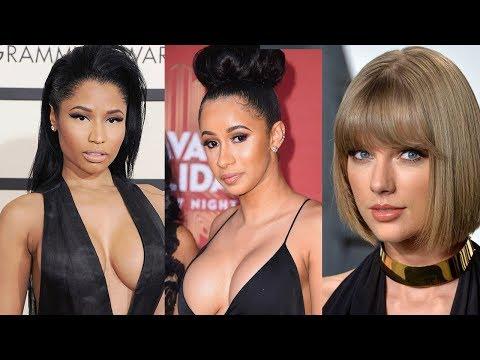 Nicki Minaj & Taylor Swift Fans are Trying to STOP Cardi B Bodak Yellow on The Billboard Hot 100