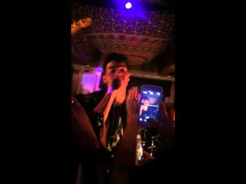 """DNCE """"Pay My Rent"""" @ Up & Down, NYC 9/17/15"""