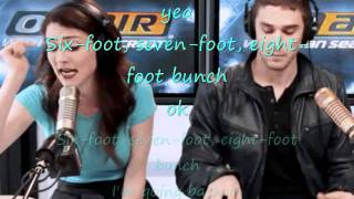 6 foot 7 foot lil wayne ft cory gunz cover by karminmusic with lyrics