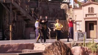 Wild West Stunt Show - Knott's Berry Farm - HD