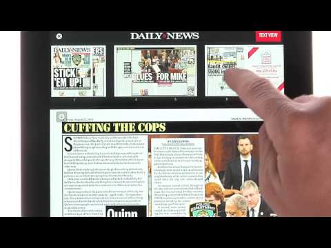 News with a New York Attitude    Download Daily News Digital Edition